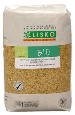 Bio bulgur wheat