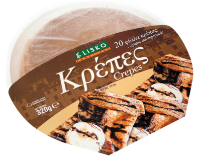 Crepes - 320g