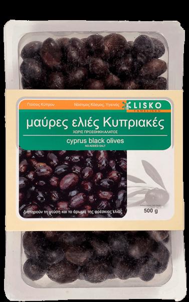 Cyprus Black Olives