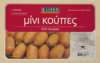 Mini koupes with meat