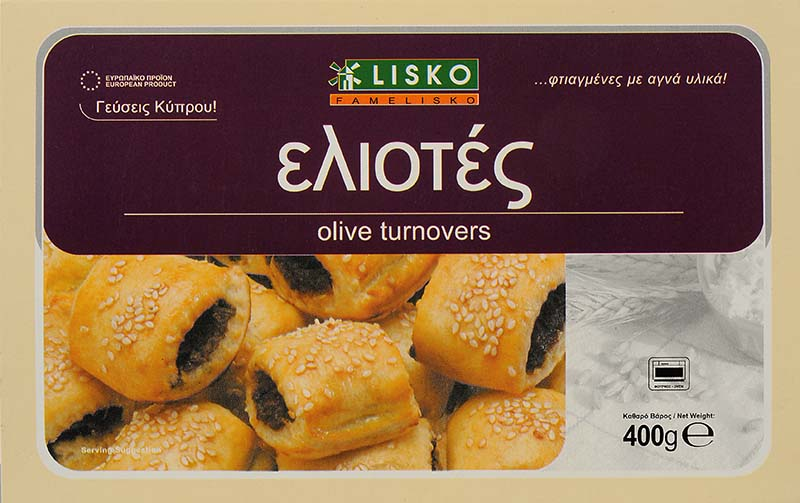 Olive turnovers