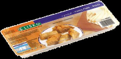 Pastry flake