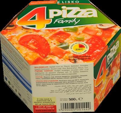 Pizza 4 family
