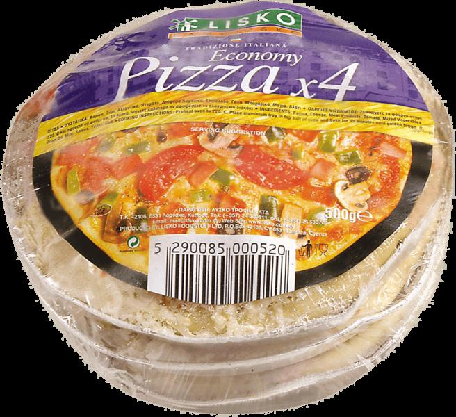 Pizza economy x4