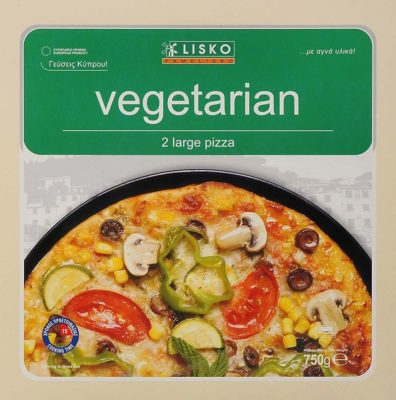 Pizza vegetarian