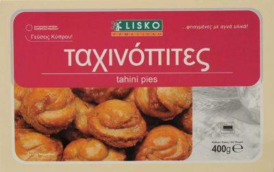 Tahini pies