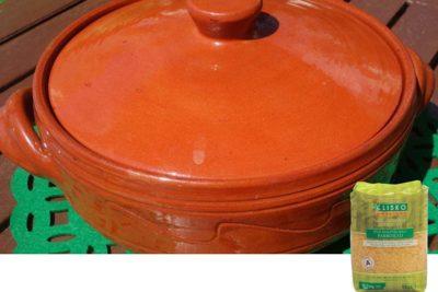 Τταβάς κυπριακός με ρύζι