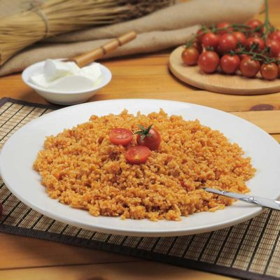 Bulgur & Wheat Products