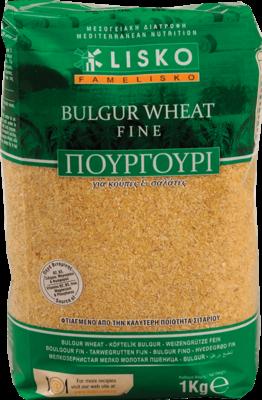 Bulgur wheat fine - 1kg