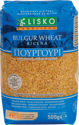 Bulgur wheat ricena - 500g