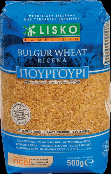 Bulgur wheat ricena - 500g
