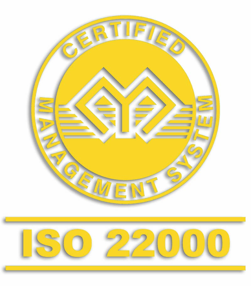 Lisko Home - ISO 22000 certification
